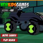 Ben 10 Car Hidden Stars