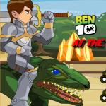 Ben10 At The Colosseum