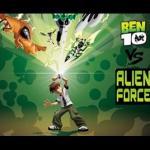 Ben10 Vs Alien