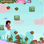 Dora's Strawberry World