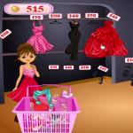 Dora Shopping And Dress Up