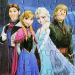 Frozen Jigsaw Puzzle