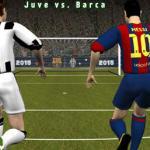 Juve vs Barca