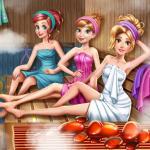 Princess Sauna Room